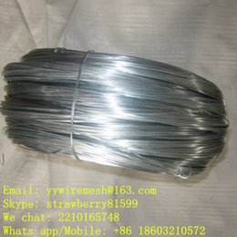 Wholesale Construction Binding Wire Supplier Electro Glavanized or Electroplated Surface mm