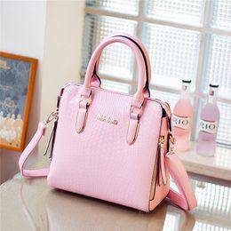 Wholesale-Women Handbag 2015 European and American Style Fashion Embossing Shell Handbag Single Shoulder Messenger Bag-XH1589