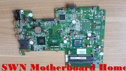 Wholesale Freeshipping Laptop Motherboard for P avilion SR0VQ Intel Pentium U SLJ8C chips DA0U36MB6D0 tested OK