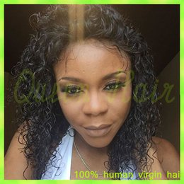 6A Grade Brazilian Hair 130 Density Short Lace Front Wig Human Hair Glueless Full Lace Human Hair Wigs Curly For Black Women