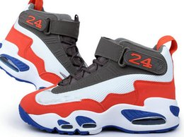 Cheap Ken griffey Shoes For Sale Top Quality Men Griffeys Athletic Shoes 2013 New Men's basketball shoes Free Shipping