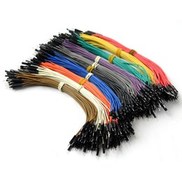 Wholesale 40pin cm male to male Dupont cable Wire Color Jumper Cable For Arduino T1369 W0 SYSR