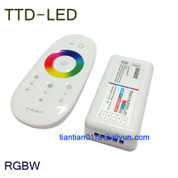 Wholesale Wireless G RF Remote Touch Controller LED Strip Controller V V Channels A RGB LED Strip Controller Dimmer Wifi App Compatible