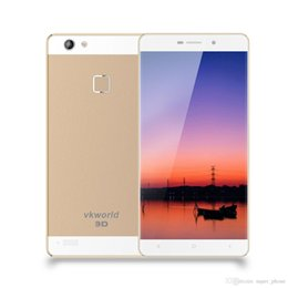 Wholesale Original Brand vkworld Discovery S2 inch Quad Core MTK6735A RAM G ROM G Camera MP MP Android G Mobile Phone