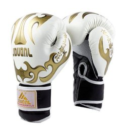 Wholesale quality goods sell like hot cakes boxing gloves sanda fists ventilation type Dragon boxing gloves D10