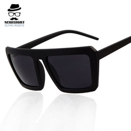 New 2015 Fashion Retail Women Square Sunglasses Men Brand Designer High Quality Styles Unisex oculos Vintage Glasses