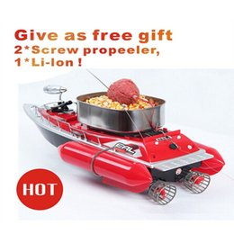 Wholesale 2016 Newest type T10 B mini fast electric rc bait fishing boat M Remote Fish Finder boat fishing Lure boat rc boat Hours