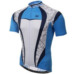 Wholesale-New Breathable Men Bike Cycling Jersey 2015 XINTOWN Short Sleeve Bike Cycling Clothing Quick Dry Jersey