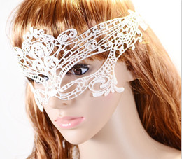 Wholesale blasting with sexy lace Halloween mask Masquerade appeal eye mask Pictorial photography black mask dance