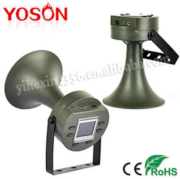 Wholesale CP Outdoor Decoy Hunting Bird Caller Mp3 Louder Speaker Hunting Decoy Built In Bird Sounds dB Remote Controller