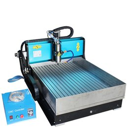 Wholesale JFT Best Quality CNC Laser Engraving Machine with Water Tank W Spindle Motor Axis CNC Router with USB Port