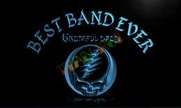 Wholesale LA334 TM Best Band Ever Grateful Dead Neon Light Sign Advertising led panel jpg