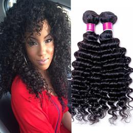 Brazilian Hair Deep Curly Wave Cheap 100% Unprocessed 8A Peruvian Brazilian Indian Malaysian Hair Extension Virgin Hair Deep Curly Hair