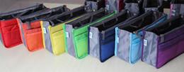 HOMPO Nylon Portable Wash bag Make Up Cosmetics Bag Case Toiletry Organizer Storage