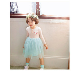 Wholesale The new age season girls only beautiful dress BH1422