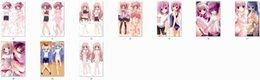 Wholesale hentai anime Ro Kyu Bu Characters Airi Kashii Tomoka Minato body PillowCase Rokyu Bu Saki Nagatsuka dakimakura Aoi Ogiyama