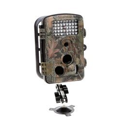 Wholesale Night Vision nm IR LED Video Recorder Portable Wildlife Hunting Camera MP HD Digital Infrared Scouting Trail Camera DHL Y1613