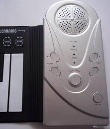 Piano del teclado suave 49 en Línea-100pcs envío libre de la mano del piano 49 teclas flexible rueda digital - Es un 49 suave teclado de piano con adaptador de energía libre