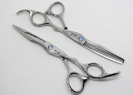 6.0 INCH Professional hairdressing scissors, hair cutting tool combination package
