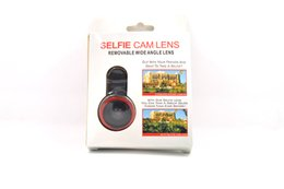 Wholesale universal clip supper wide lens X colorful for iphone samsung htc smart phone to take pictures