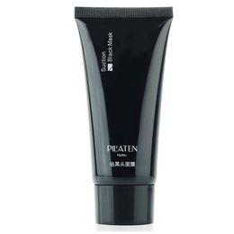 Wholesale 300pcs HOT PILATEN Blackhead Remover Deep Cleansing Purifying Peel Acne Treatment Mud Black Mud Face Mask