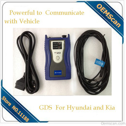 2016 New Arrival Quality GDS VCI without Wifi Function and American version Software can do Self Test for Hyundai and KIA