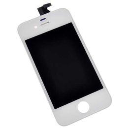 Precio de fábrica por DHL Asamblea libre del sistema completo de la exhibición Digitizer + Dust Mesh + Frame de ShippingTouch Screen + LCD para el iPhone 4 4G 4S / CDMA desde iphone 4s conjunto completo fabricantes