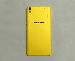 pour Original Lenovo K3 Remarque K50-T5 Teana Android 5.0 Téléphone portable MTK6752 Octa base 1.7G Dual SIM 4G LTE FDD 5,5
