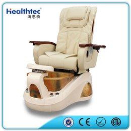 Wholesale China Nail Beauty Salon Equipment shiatsu and Airbag Massage Fiberglass Basin Gel coat Discharge Pump Pedicure Spa Chair