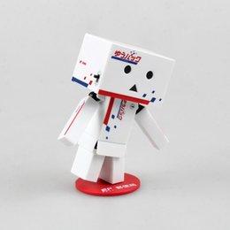 Figuras de la gente modelo en Línea-La figura de acción danboard cartón Personas Postal de edición limitada del modelo Danbo muñeca de colección de juguetes de PVC 8cm