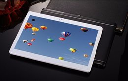 10 inch Android 6.0 Tablet pc 4 GB RAM 32 GB ROM 8 núcleos Dual Câmeras 5.0MP 1280*800 IPS GPS WiFi Tablets Metal Case + Presentes
