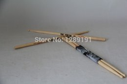 Wholesale pieces pair Vic Firth American Classic A hickory drumsticks bass drums drumsticks drum hammer