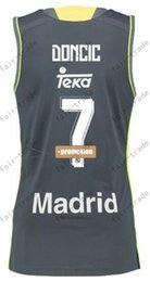Wholesale 2016 new popular mens doncic sports outdoors basketball jerseys athletic reyes basketball shirts discount prices carroll jersey wear