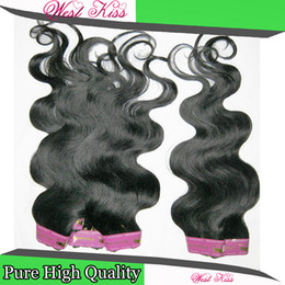 Wholesale 8 packs Bundles Deal Cheapest Hair Brazilian Body Wave Human Hairs Sexy Lady Good Discount Weave Bouncy Curls Weft DHgate Supplier