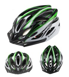 Wholesale Hot selling GIANT Cycling Bicycle Bike Adjust Safety Helmet MTB Carbon With Visor Cycling Equipment Bicycle Custom Helmets Black Yellow
