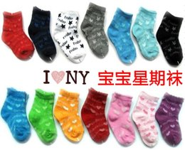Wholesale The trend of newborn baby socks