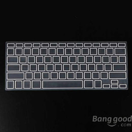Wholesale-TwinKle US Silicon Keyboard Protector Skin Cover For Macbook Pro