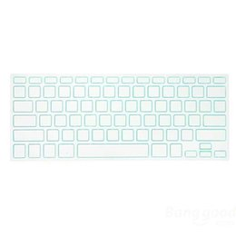 Wholesale-ShaRock US Silicon Keyboard Protector Skin Cover For Macbook Pro