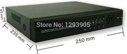 8CH HDMI DVR 8PCS 800TVL IR Outdoor Indoor Weatherproof CCTV Dome Camera 24 LEDs Home Video Security System Surveillance Kits