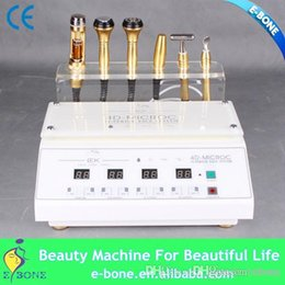 Wholesale Newest Hot sale blue screen rf No Needle Mesotherapy Machine for beauty for small business at home