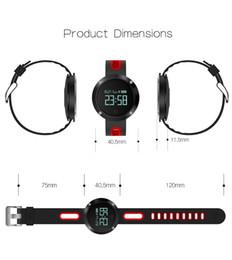 DM58s Smart Wristband Blood Pressure Heart Rate Monitor Activity Fitness Sport Calorie Sleep Tracker Bracelet Couple Watch