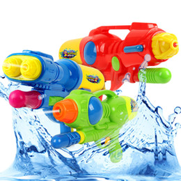Wholesale Outdoor Adults Children inflatable Toy Guns Long range high pressure water cannons beach Bathing toys water gun LD