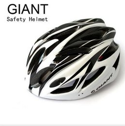 Wholesale-2015 NEW Bike Helmet Adjust Bicycle Bike Cycle Giant Safety Helmet Black blue red 4 colors free shipping