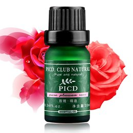 Wholesale-Free Shipping Brand New Rose Essential Oil Face Care Acne Scar Removal Spots Skin Care Whitening