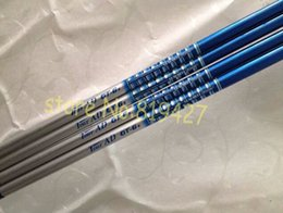Wholesale golf shafts New Tour AD GT R SR S graphite shafts golf clubs driver woods shaft