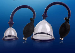 Wholesale Breast vibrator Breast enlargement pump Breast Massager suction cups Adult sex toys for woman There are two specifications