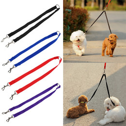 Wholesale Hot Sales Pets Dog Collars Leashes Leash Lead Nylon For Daily Use Colors MD3