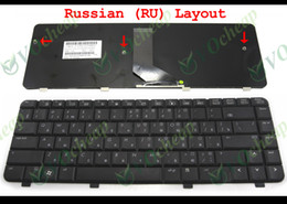 New Notebook Laptop keyboard for HP Pavilion dv4 dv4-1000 dv4-2000 Matt Black Russian RU Version - V071802KS1 RU