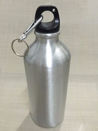600ml Sports Aluminum Water Bottle Cycling Bike Bicycle Camping Water Kettle