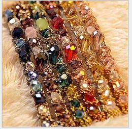 Wholesale Fashion Hair jewelry Irregular crystal hairpin women hair pin side knotted clip hair bands hair pins headband hair accessories